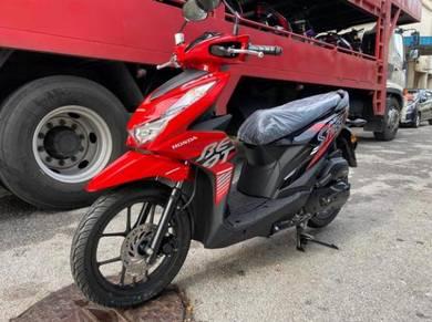 Honda beat 110 - new - ready stock