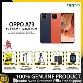 OPPO A73 [6GB+128GB l 30W VOOC l AMOLED] - NEW SET