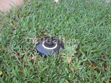 Irrigation System - Pop Up Sprinkler