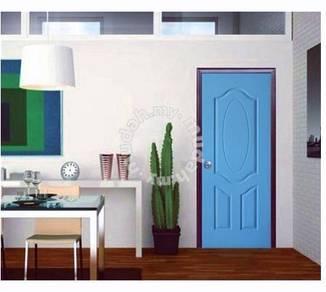Decoration room door