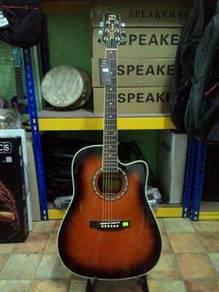 D'Clair Australia Series Acoustic Guitar - F428CSB