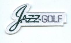 Jazz Golf Badge PGA Embroidered Patch