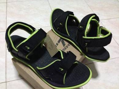 Sandal Line 7 Black and Green size 41