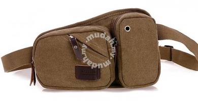 HUNTSMAN Multifunction Pouch Bag Backpack (Khakis)