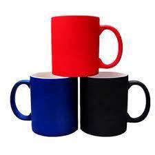 Grade A Sublimation Magic Mugs with Gift Box