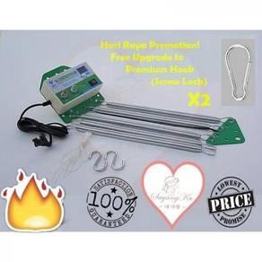 Buai elektrik / auto electric cradle 10
