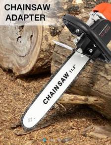 Chainsaw adapter gergaji electric