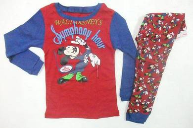 Kids Pyjamas Longsleeves with pantsL281
