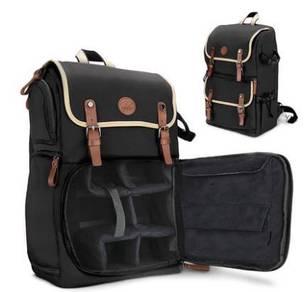 Camera Bag: Premium DSLR Camera Backpack