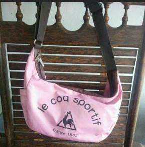 Le Coq Sportif bag
