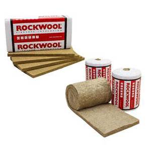 Rockwool / Rock Wool / Roof Heat Insulation