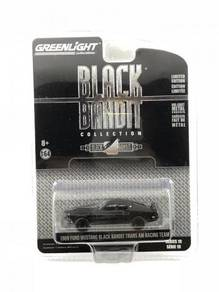 Greenlight 1969 Ford Mustang Trans Am Racing Team