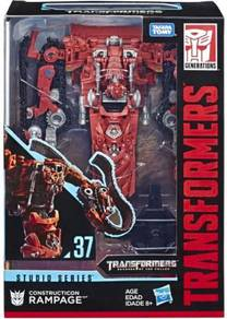 Transformers Studio Series 37 CogMan