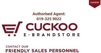 Penapis Air Cuckoo - Kini boleh beli Online aje
