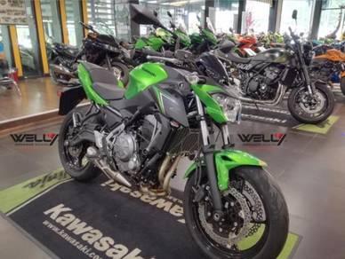 Kawasaki Z650 ABS Stock Clearance !!!