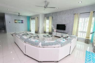 Rumah Fully Furnished Berdekatan UNIMap/UItm Arau