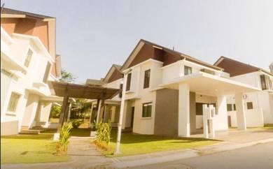 3 Storey Twin Villa Cyberjaya with RM0 Booking