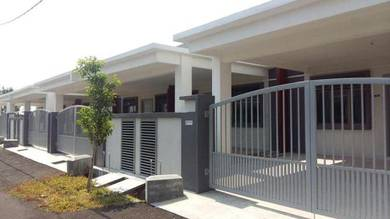 Big built-up 24x80 sqft Single Storey Terrace Tanjung Minyak