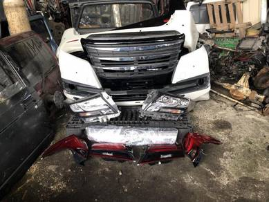 Toyota Alphard Modellista SC agh30 Anh30 parts