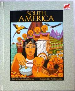 Macmillan Folk Tales Series South America Stories