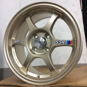 Sport rim SSR TYPE-C Design Ori 15