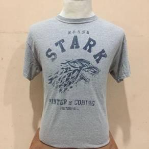 Game Of Thrones House Of Stark Shirt Sz M