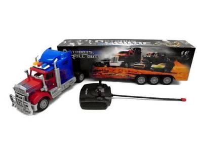Remote Control Super Truck ( Optimus Prime )