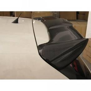 VW Volkswagen Polo MK5 Carbon Fiber Boot Spoiler