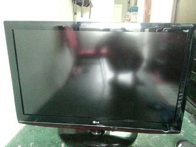 Lcd tv LG 42inci