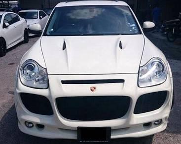 Porsche Cayenne 955 lama Gemballa Widebody Bodykit