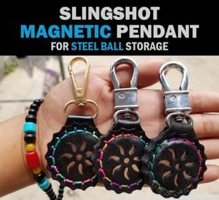 Slingshot Magnet Pendant I | Lastik