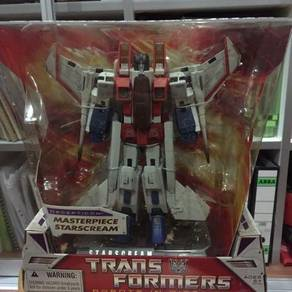Transformers - Starscream Masterpiece