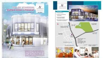 Wisma nerus gong badak terengganu (Promotion) Good investment