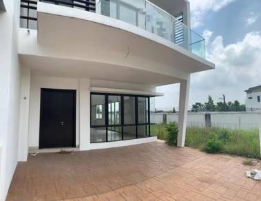 Anggun 3 Double Storey Corner House For Sale