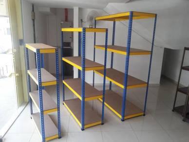 Storage Rack, Boltless Racking System, Rak Besi