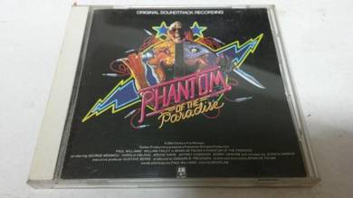 PHANTOM OF THE PARADISE CD (JAPAN Made)