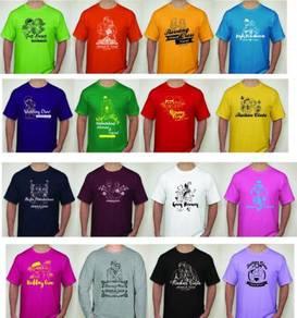 Baju Tshirt Rewang Majlis Kenduri Kahwin kod: RG01