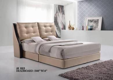 Model baru king saiz bedframe + divan bed