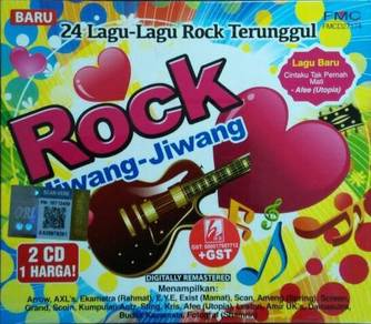 CD Rock Jiwang-Jiwang 2CD