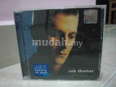 CD Rob Thomas - Something to Be