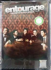 DVD ENTOURAGE The Complete Sixth Season