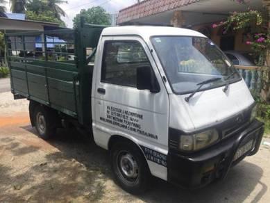 1996 Lory Daihatsu Hijet 1.3 Petrol