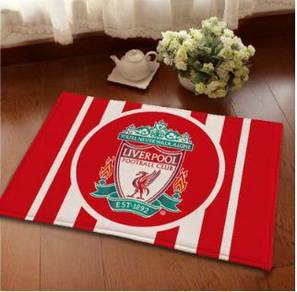 Football club - liverpool floor mat