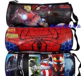 Ironman spiderman avengers pencil box