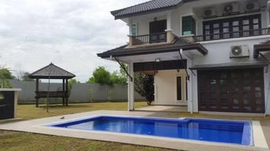 Bungalow 13851 sf Nilai Impian Putrajaya Cyberjaya KLIA swimming pool