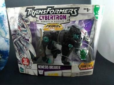 Transformers Cybertron Voyager Nemesis Breaker