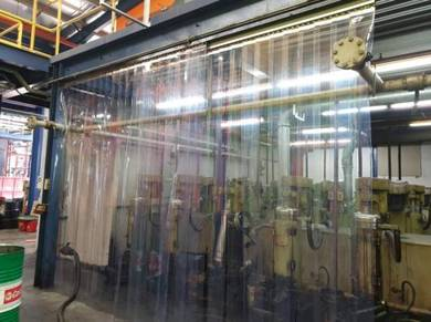 Anti-dust Soft PVC Strip Curtain