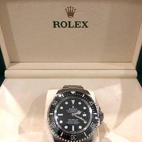 Rolex Deepsea Black 116660