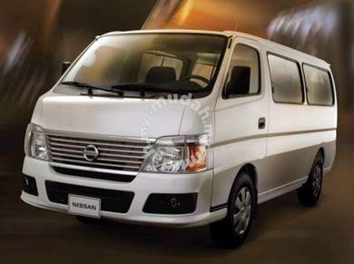 Van Transport Package For Tour Kota Kinabalu