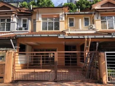 [ RARE UNIT MUST VIEW ] Rumah Teres Jalan Plumbum Seksyen 7 Shah Alam